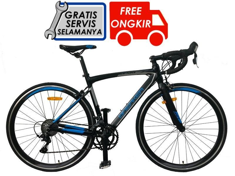Genio Sepeda Roadbike Breaker 700c By Ss Bike Shop.