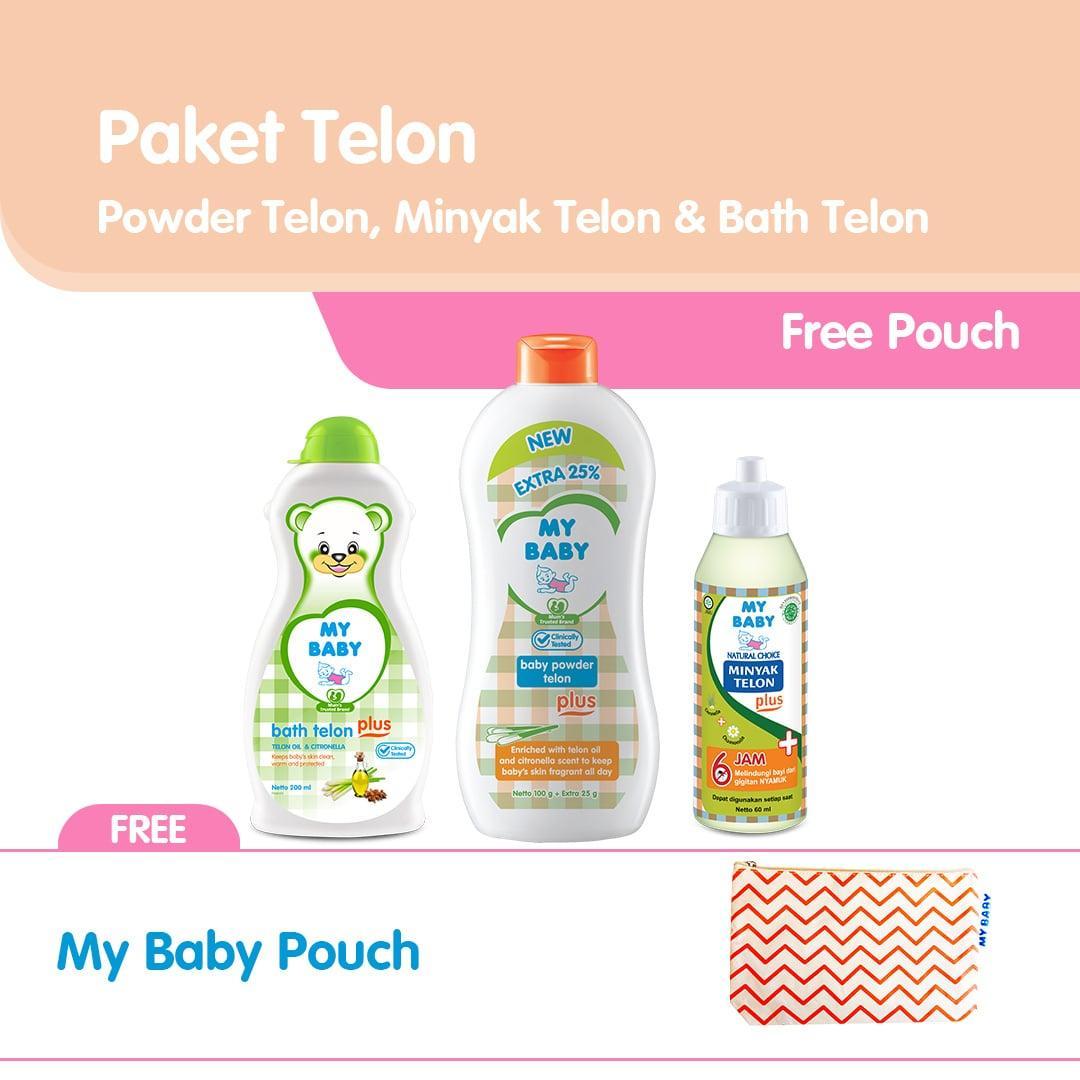 Jual Bedak Bayi Bb Terbaik Lazada Konicare Biang Keringat 80 Gr Free Pouch My Baby Paket Telon