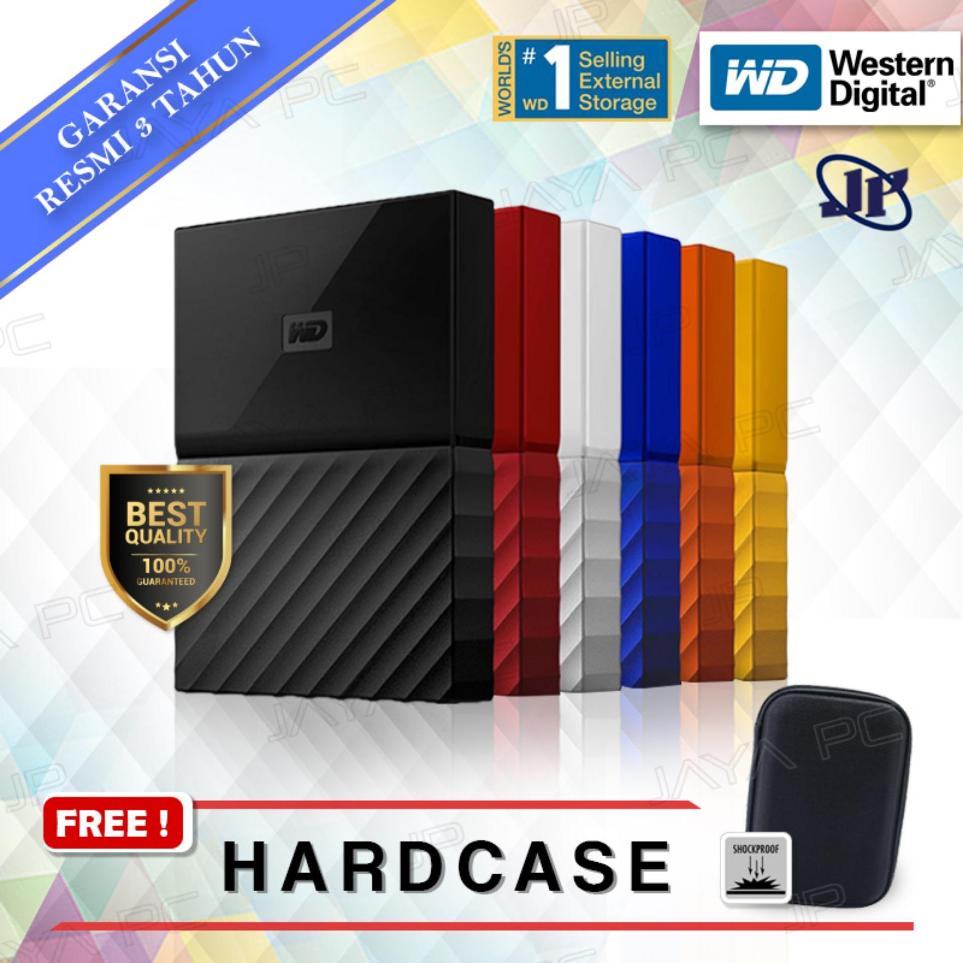 Western Digital WD My Passport New Design Portable 2TB 2.5