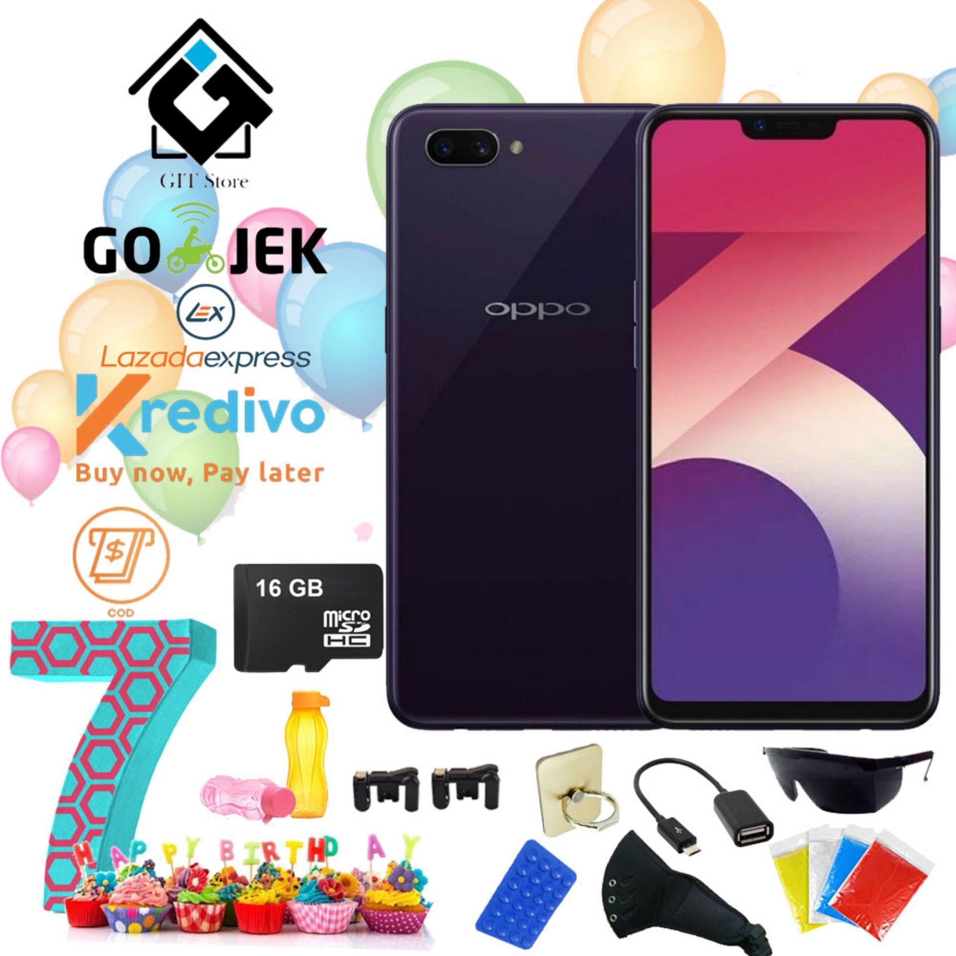 Oppo A3S Smartphone Promo Imlek