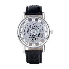 Beli 0019A W Kolokasi Wrist Watch Hitam Secara Angsuran