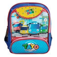 Dapatkan Segera 0930010085 2 Tas Anak Tas Sekolah Backpack Anak Tk Bus Tayo Tayo
