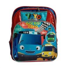Toko 0930010085 Tayo Tas Sekolah Anak Tas Ransel Anak Tk Ransel Bus Tayo Tayo Jawa Barat