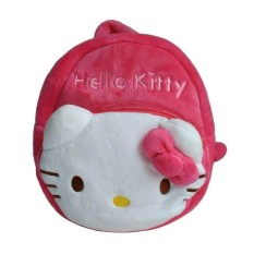 0930010534-1 Hello Kitty Backpack Tas Sekolah Anak - Pink