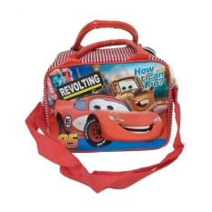 0930040037 Tas Travel Cars Anak Red Cars Diskon
