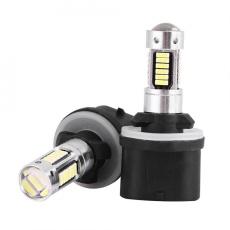 2PC H3 4014 30SMD Bulb High Power Car LED Fog Lights. Rp69.058. Rp173.336. -60%. 1 Pair 12 V 880 4014 30SMD LED Mobil Putih Kabut DRL Lampu Cahaya 6500 K
