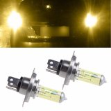 Jual 1 Pair Car Headlight H4 Lamp H L Beams Car Halogen Bulb 55 60W Fog Light Dc 12V Intl Baru