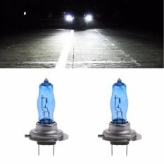 Obral 1 Pair H7 55 W 12 V Hod Xenon Putih 6000 K Halogen Mobil Head Light Globe Bulb Lampu Intl Murah