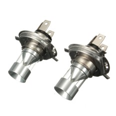 1 Pair H7 SUPER PUTIH CREE 499 LED 20 W UTAMA DIPPED BEAM HEADLIGHT BULBS LAMPU LIGHT (H4) -Intl