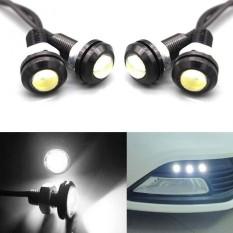10 Buah 9 Watt Memimpin Mata Elang Kabut Siang Membalikkan Mobil DRL Cadangan Parkir Lampu Isyarat