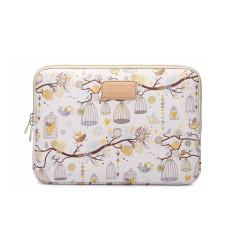 10 Inch Waterproof Cute PU Kulit Netbook Flap Sleeve Case Bag Pouch untuk 10