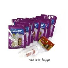 Harga 10 Pcs Susu Untuk Kucing Growssy 20 Gram Dot Chiro Tanpa Sikat