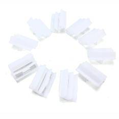 Beli 10 X Sisi Bagian Luar Rok Lis Kusen Plastik Klip Untuk Bmw 3 Seri E36 E46 E90 E91 Intl Online