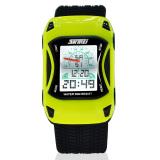 Beli 100 Asli Fashion Jam Tangan Anak Anak Gaya Mobil Led Kartun Digital Watch Jelly Silicone 50 M Tahan Air Berenang Jam Tangan Wrist Untuk Olahraga Untuk Anak Anak Terbaru