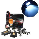 Toko 10000 Kb 1 Set Xenon Hid Kit Konversi H4 55 Watt Dc 12 V Ganda Sinar Lampu Internasional Online Di Tiongkok