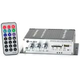 Beli 100 Watt Stereo Hi Fi Penguat Mp3 Player Untuk Review Mobil Motor Hitam Silver Sd Usb Lengkap