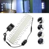 Harga 10Ft Cermin Led Light Kit Cermin Cermin Hollywood Vanity Putih Dengan Dimmer Us Plug Intl New