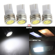 Beli 10 Buah T10 Led 194 168 W5W 1 Watt Sisi Mobil Lampu Belok Ekor Baji Cadangan Bola Lampu 12 V Putih Intl Dengan Kartu Kredit