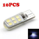 Harga 10X T10 194 W5W Cob 2835 Smd 12Led Mobil Canbus Sim Sangat Cerah Bohlam Lampu 2 W Intl Asli Not Specified