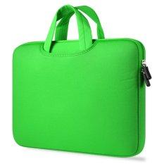 11 Inch Slim Lengan Lengan Pelindung Case Neoprene Carrying Tas untuk MacBook Air ASUS/Dell/HP/Lenovo /Acer-Intl