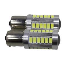 Beli 1156 P21W Canbus Tidak Ada Kesalahan Mobil Led Reverse Backup Bulb Lampu Belakang Untuk Bmw 3 5 Series E30 E36 E46 E34 E39 E60 X3 X5 2 Pcs Per Lot Intl Oem Online