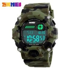 Jual Skmei 1197 Laki Laki Olahraga Digital Watch Kolam Militray Tentara Watches Air Tahan Jam Alarm Chronograph Jam Tangan Intl Bounabay Branded