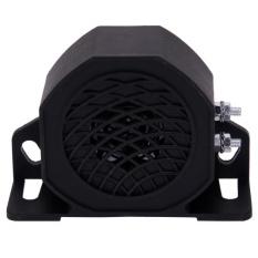 12-24 V Universal Backup Beeper Peringatan Alarm Mobil Truk Kendaraan Horn (Hitam)-Intl