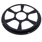 Review Toko 12 Inch Black Car Audio Speaker Cover Subwoofer Grill Protector Untuk Otomatis Internasional Online