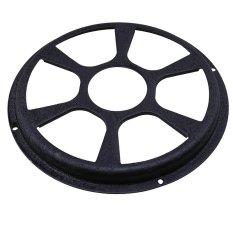 Toko 12 Inch Black Car Audio Speaker Cover Subwoofer Grill Protector Untuk Otomatis Internasional Online Di Tiongkok