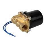 Spesifikasi 1 2 Inci Electric Solenoid Valve 12 V Dc Untuk Udara Air Gas Fkm Viton N C B21 V Yang Bagus