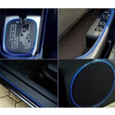 Jual Beli Online 304 8 Cm Universal Interior Bagian Luar Cetakan Lis Biru