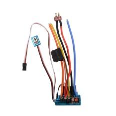 120A ESC Sensored Brushless Kecepatan Controller untuk RC 1/8 1/10 Car Crawler
