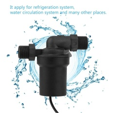 12 V 3 M/24 V 6 M Brushless DC Pompa Gas Listrik Tenaga Surya Pemanas Air Booster Pump- INTL