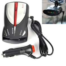 12V Car GPS Car Speed Laser Voice Alert Radar Detector Cobra XRS 9880 360 Degree - intl