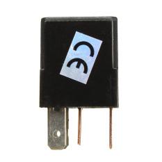 12 V CE Membuat Istirahat Pada/Off Relay Ideal untuk Mobil Bekas Van Boat Sepeda 4-Pin Terminal SPDT
