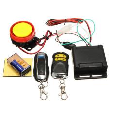 12 V Motor Scooter Anti-pencurian Alarm Keamanan Sistem dengan Remote Control untuk Honda