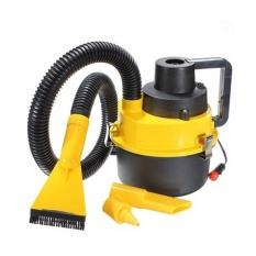 12 V Portable Basah dan Kering Outdoor Mini Car Boat RV Vacuum CleanerInflator Pompa Warna Acak-Intl