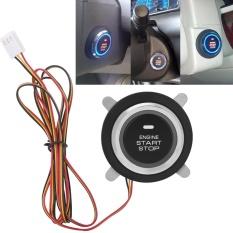 Spek 12 V Universal Mesin Mobil Push Start Stop Pengapian Tombol Remote Starter Intl