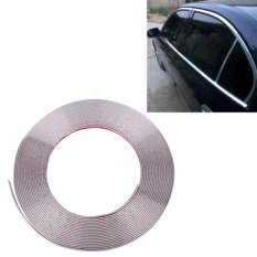 Harga 13 M X 10Mm Mobil Motor Reflektif Body Rim Stripe Sticker Diy Pita Perekat Dekorasi Tape Intl Online