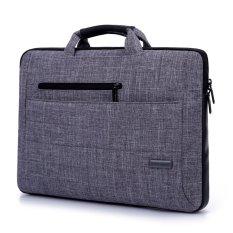 Promo Toko 14 Inch Laptop Shoulder Messenger Bag Nylon A Hitam Intl
