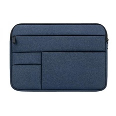 15.6 Inch Nylon Shockproof Spill-Resistant Laptop Sleeve Case for Acer Chromebook 15, HP Pavilion 15 and Most 15.6