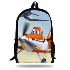 Toko 16 Inch Mochila Escolar Menino Kids Bags Boys Planes Dusty Bag Age 7 13 Cartoon Bags Children Sch**l Backpack Neutral Intl Termurah