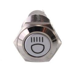 16mm Penggerak Partition Fungsinya Saklar Lampu Kabut ON/OFF Lampu Kepala Lampu Memimpin Penjualan-Intl