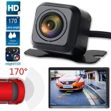Review Terbaik 170 ° Cmos Waterproof Night Vision Car Rear View Reverse Backup Parkir Kamera Hd