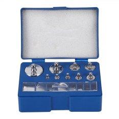 Beli 17 Pcs 211 1G 10 Mg 100G Gram Precision Kalibrasi Berat Set Test Skala Perhiasan Intl Cicilan