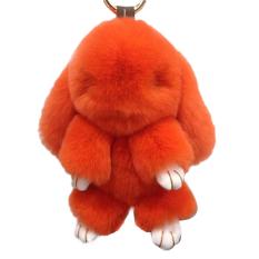 18 Cm With Bulu Kelinci Imut Kelinci Mini Keychain Pasangan Mainan Tas Boneka Biru MudaIDR88200. Rp 88.200