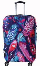 Review Toko 19 22 Inch Travel Luggage Koper Pelindung Cover Bag S Intl