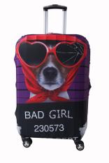 Beli 19 22 Inch Travel Luggage Koper Pelindung Cover Bag S Intl Pake Kartu Kredit