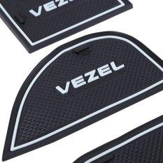 Jual 19 Pcs Auto Aksesoris Mobil Interior Door Rubber Non Slip Piala Mat Holder Gate Slot Pad Untuk Honda Vezel Timezone Original