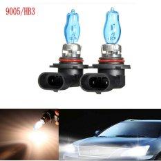 Spesifikasi 1 Pair 9005 Hb3 6000 K 12 V 100 W Putih Mobil Hod Xenon Lampu Bohlam Lampu Halogen Mobil Head Light Intl Not Specified Terbaru